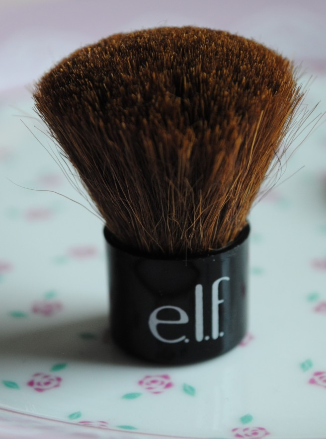 elf bronzed beauty kabuki brush