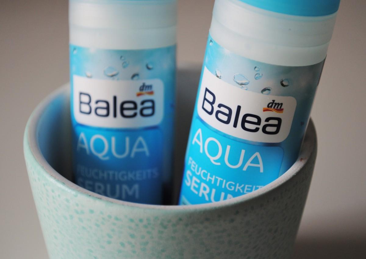 Recenzija: Balea Aqua Feuchtigkeits serum za lice