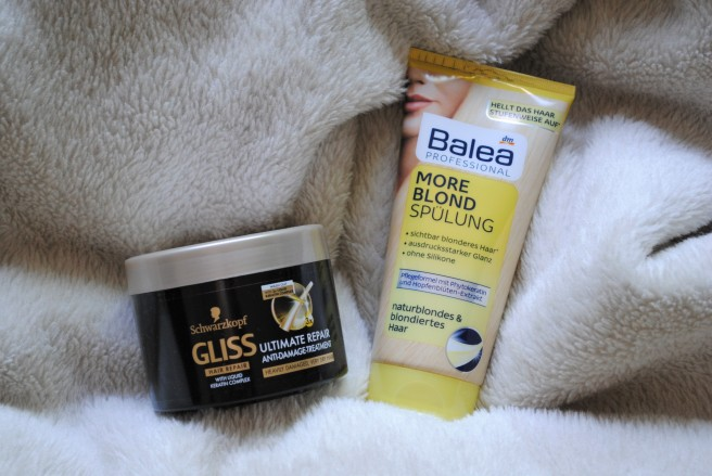 gliss ultimate repair balea more blond