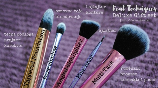 real techniques deluxe gift set cetkice
