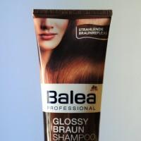 Recenzija: Balea Glossy Braun šampon