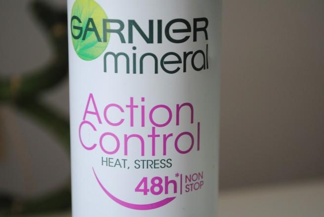 garnier mineral action control dezodorans