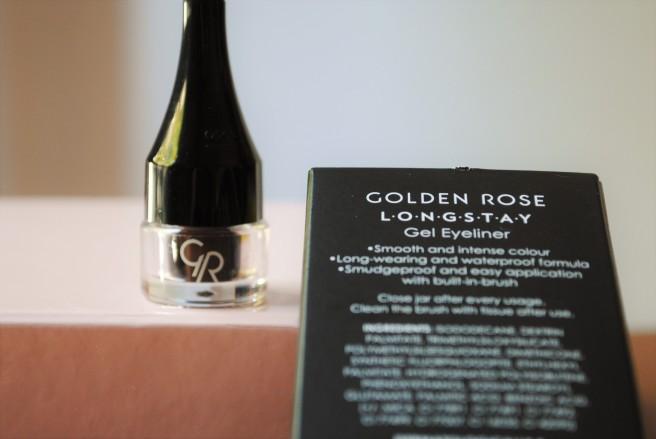 golden rose longstay eyeliner deep brown