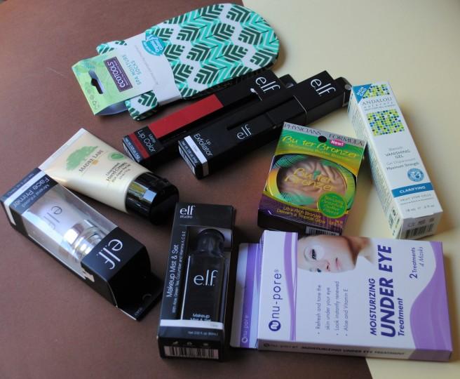iherb kupovina elf ecotools kozmetika