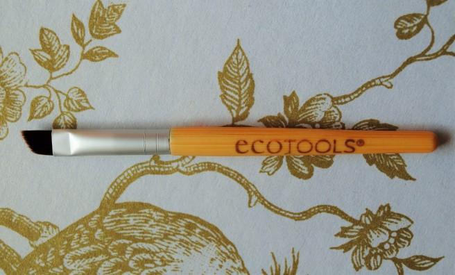 ecotools angled liner brush
