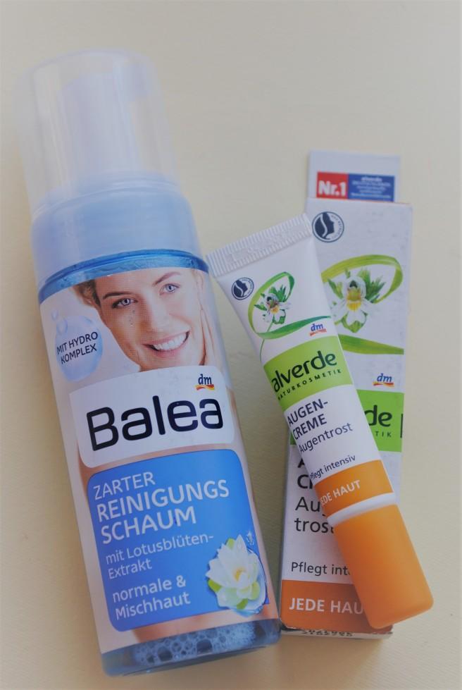 balea pena za čišćenje lica