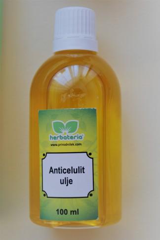 herbateria anticelulit ulje