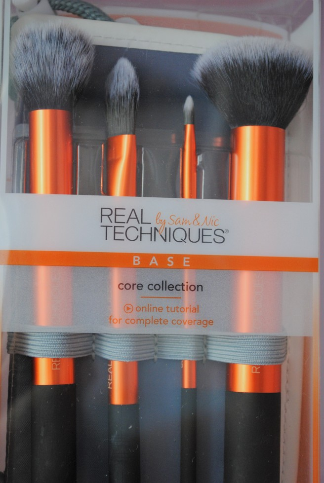 real techniques base core collection set četkica za šminkanje