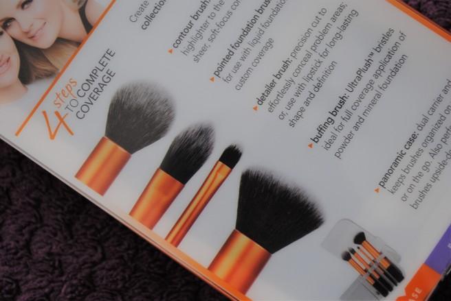 real techniques core collection četkice za šminkanje set