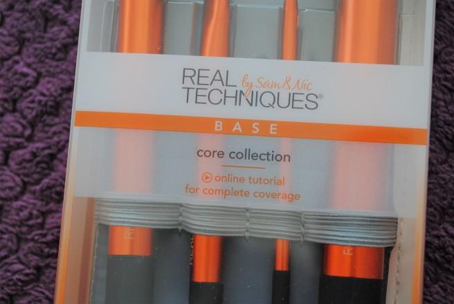 real techniques core collection set četkica za šminkanje