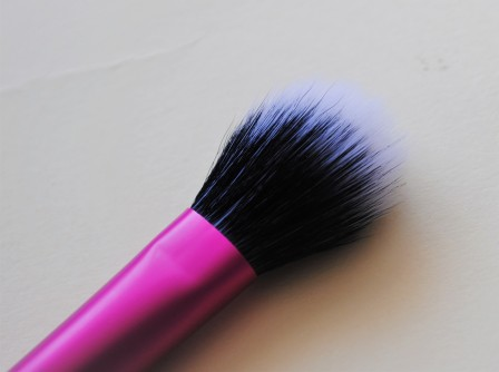 real techniques duo fiber contour brush četkica