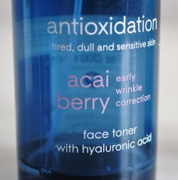 ziaja antioxidation acai berry tonik za lice
